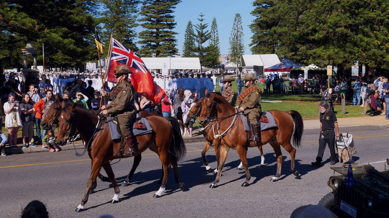 Anzac day articles section category Perth now