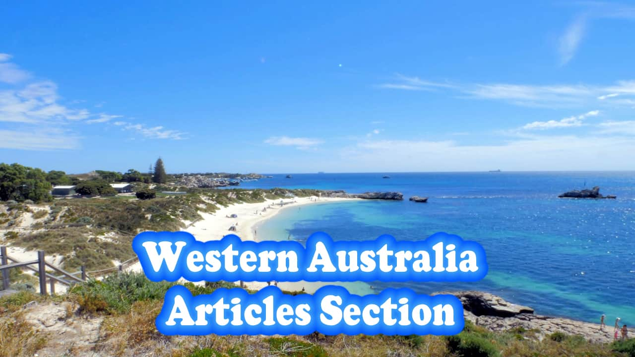 Western Australia articles section category Perth now