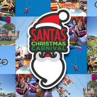 Santas Christmas Carnival 2020 Claremont Showgrounds