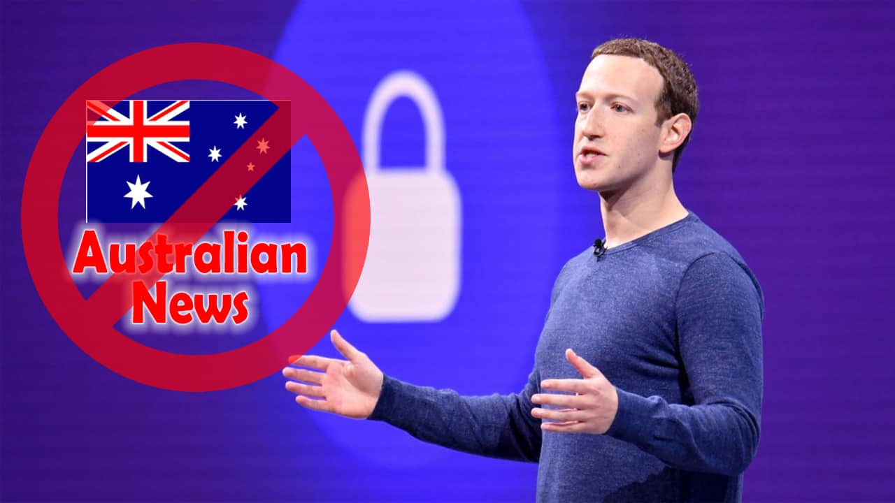 Facebook blocks news content in Australia to fight proposed law