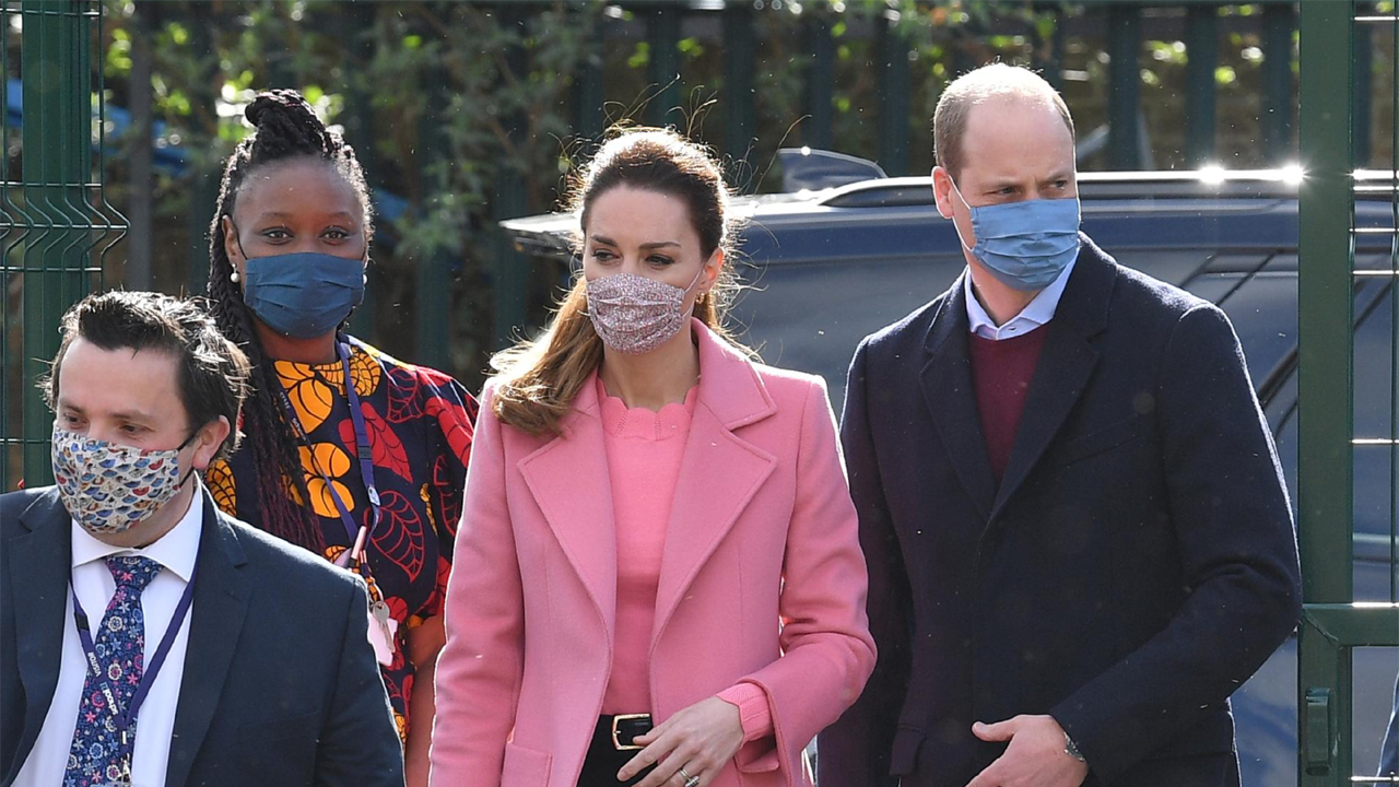 We are not racists says Prince William after Meghan and Harry interview